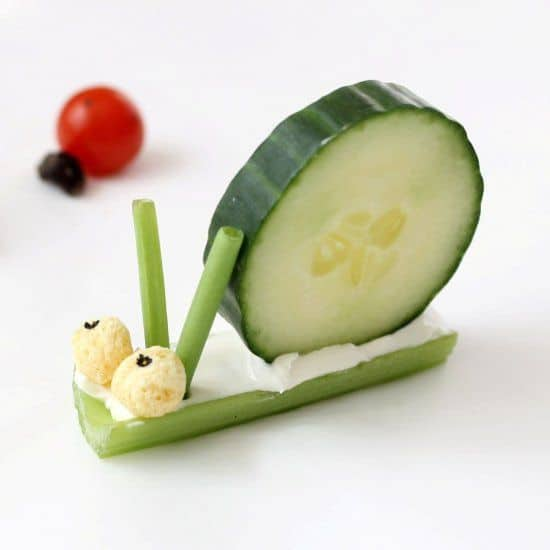 Member Recipes for Easy Vegetable Snacks For Kids