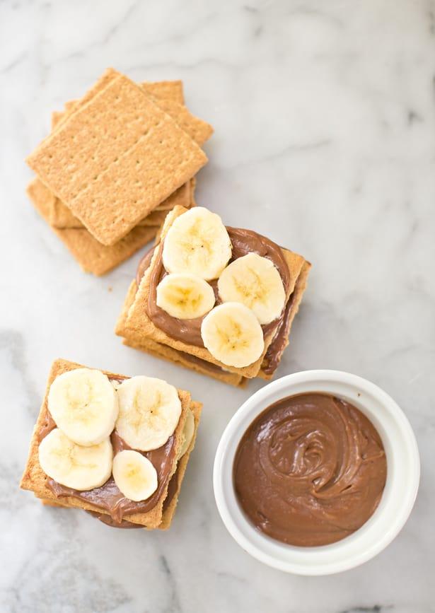 Easy Banana Yogurt Cake