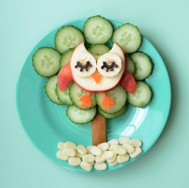 Livbreeze Salad Decoration Know Your Fruit And Vegetables