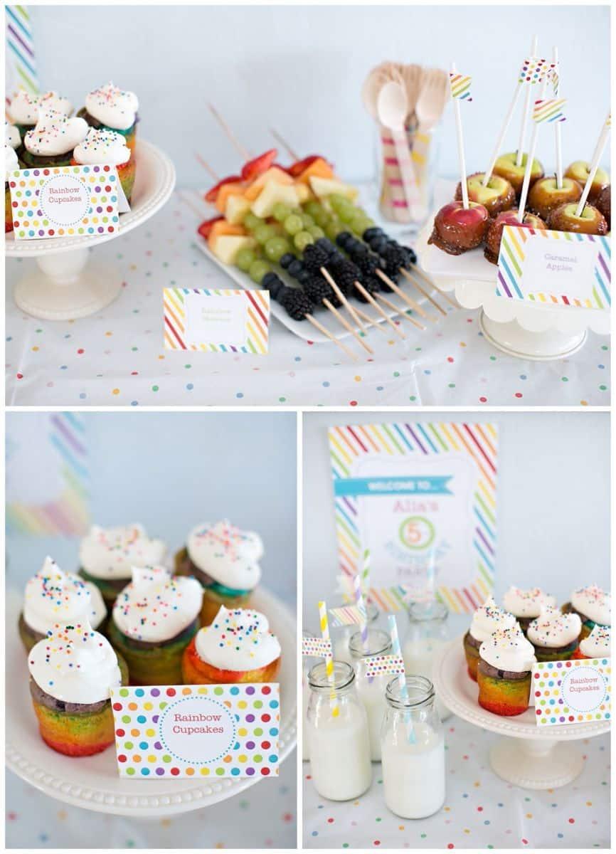 hello wonderful sweet and cheerful rainbow party sweet and cheerful rainbow party