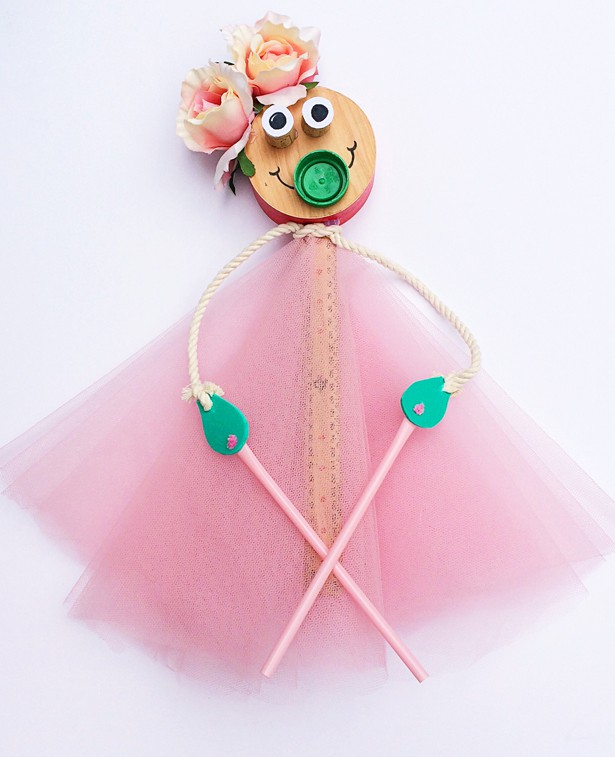 how to make puppet dolls