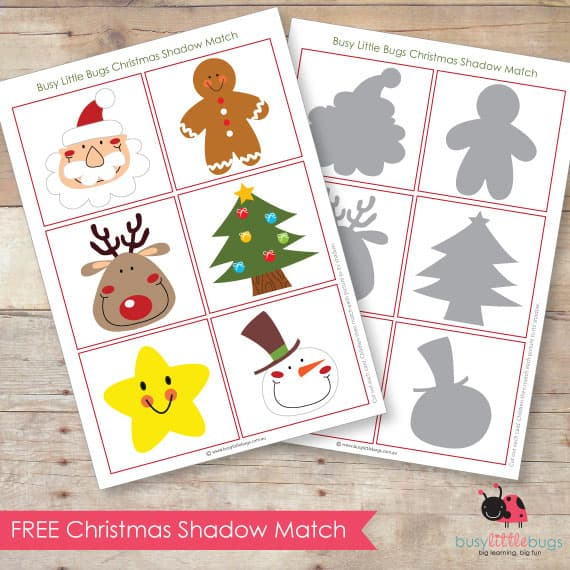 hello, Wonderful - FREE PRINTABLE CHRISTMAS MATCHING GAME