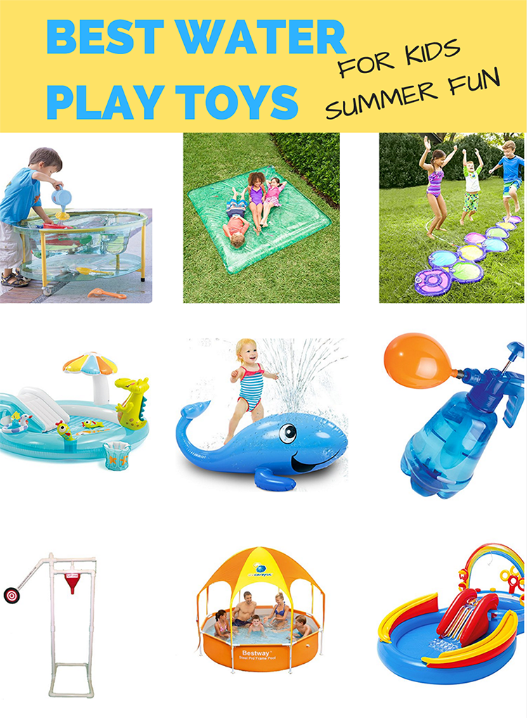 Best Water Toys For Kids : Hello wonderful best water play toys for kids summer fun