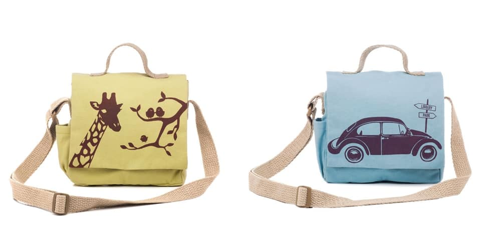 hello, Wonderful - MAMOO: CUTE MESSENGER BAGS FOR KIDS