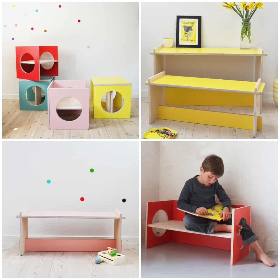Hello wonderful small design playful functional kids for Youth furniture