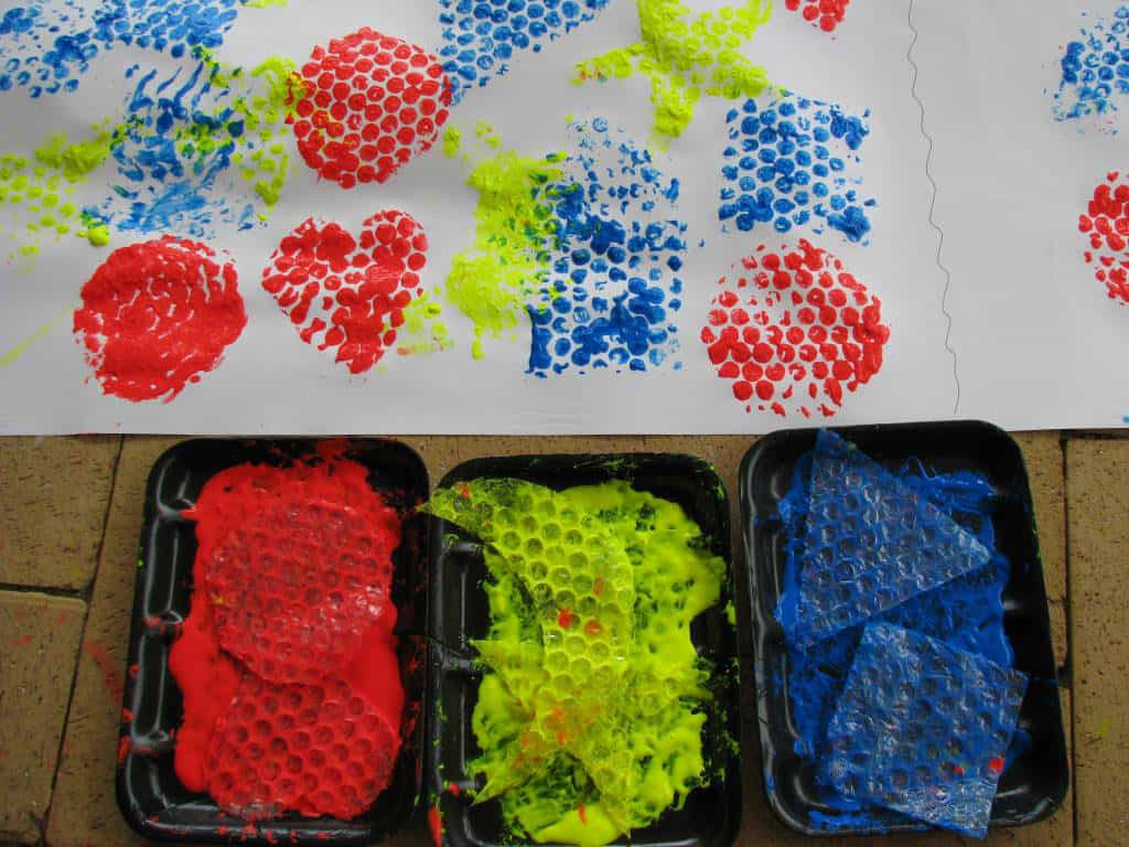 Crafts Bubble Wrap