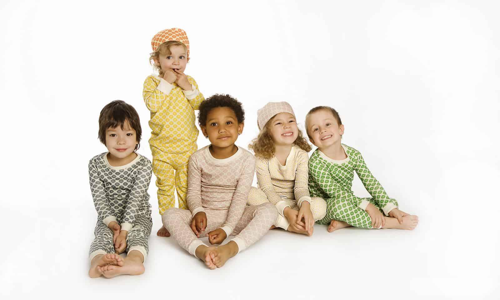 hello, Wonderful - COMFY SOFT KIDS' PAJAMAS