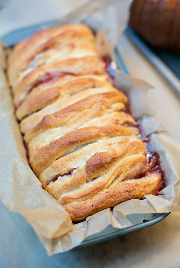Hello Wonderful Peanut Butter And Jelly Pull Apart Bread