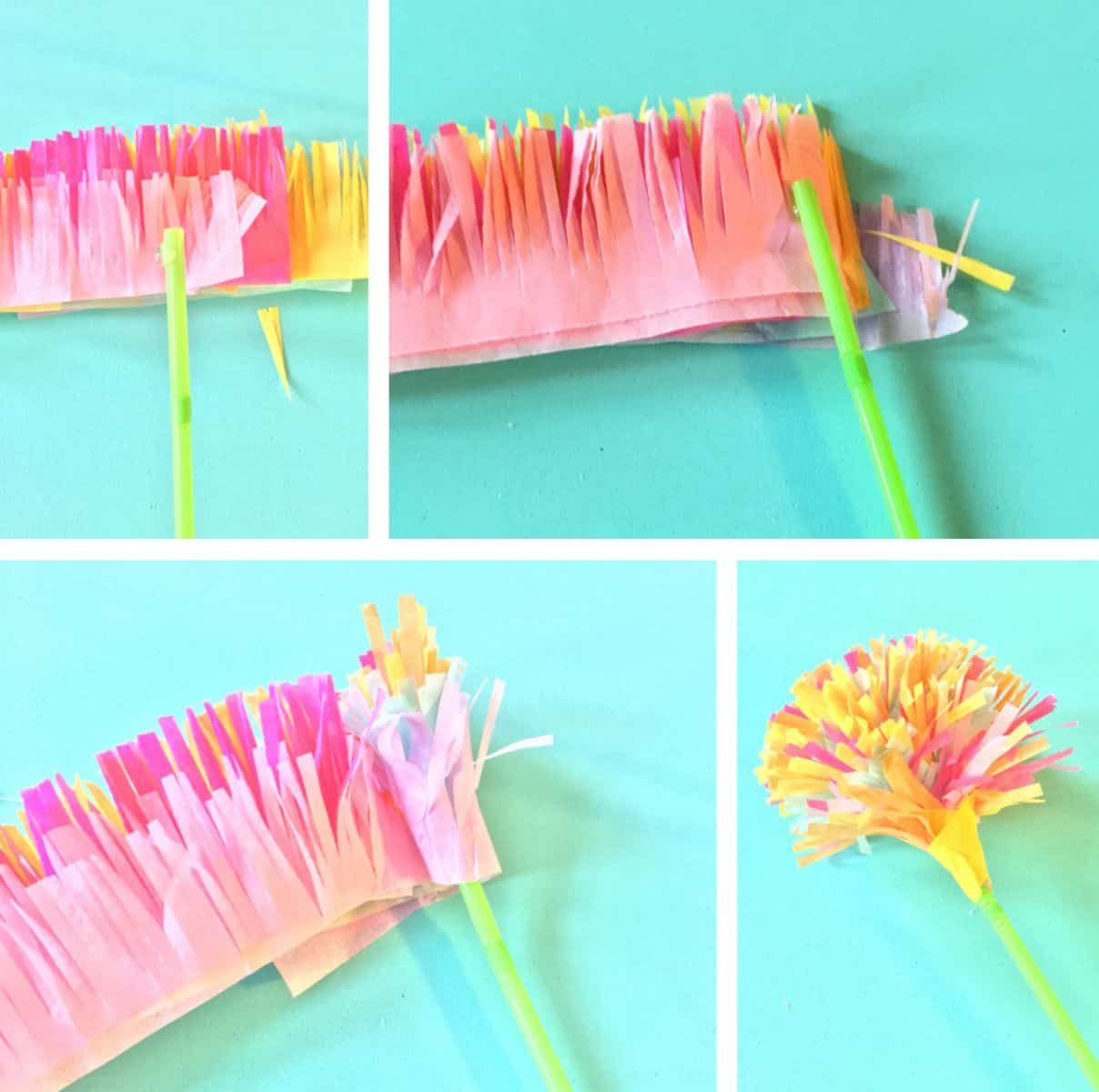 Paper cutting flowers step by step for Easy paper cutting flowers