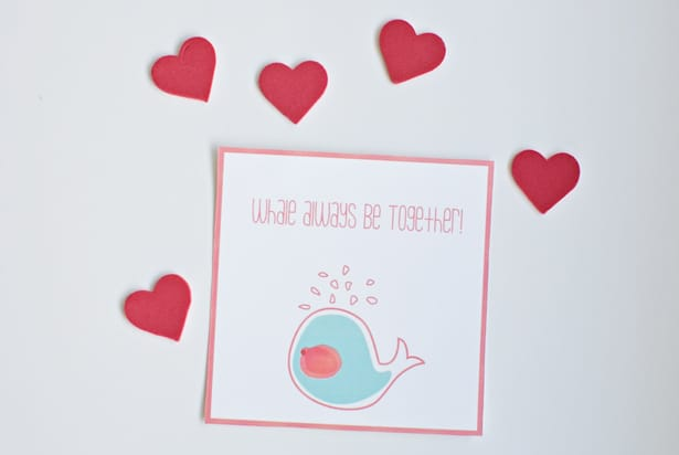 hello Wonderful FREE PRINTABLE WHALE AND OWL VALENTINE CARDS – Valentine Card Download Free