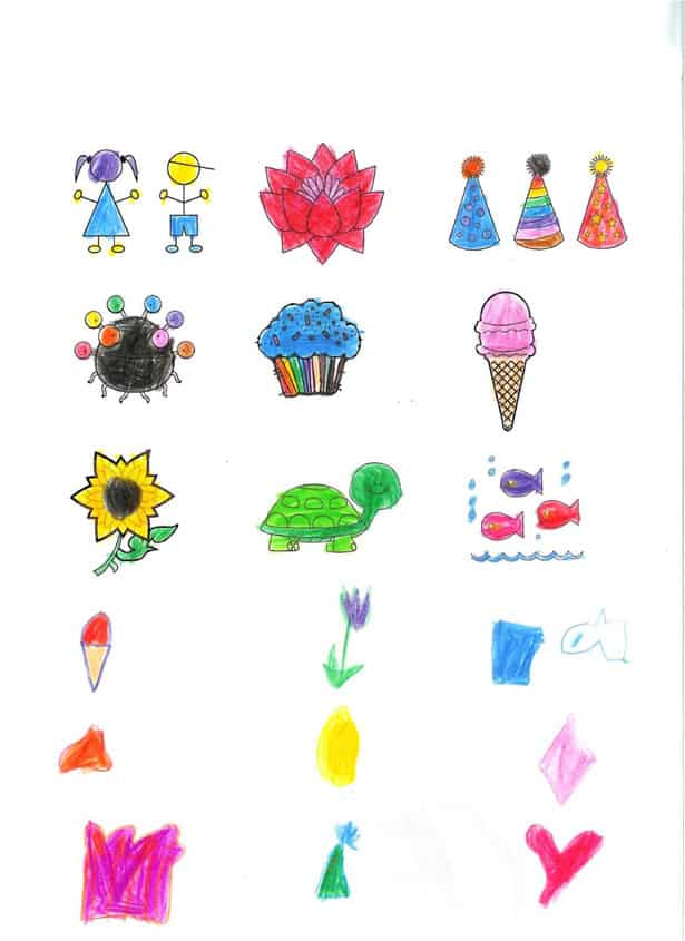 Hello Wonderful Make Temporary Tattoos Out Of Kids Art
