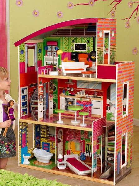 Hello Wonderful 8 Modern And Designer Worthy Doll Houses