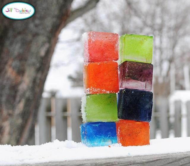 Hello Wonderful 8 Entertaining Snow Craft Activities