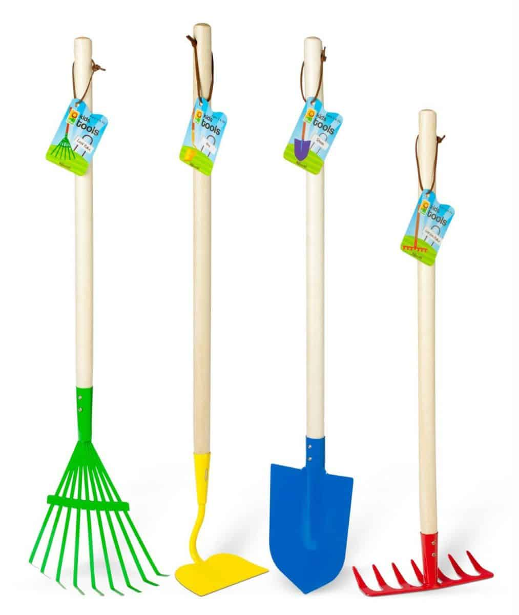 Hello wonderful 10 beginner gardening tools for kids for Gardening tools beginners