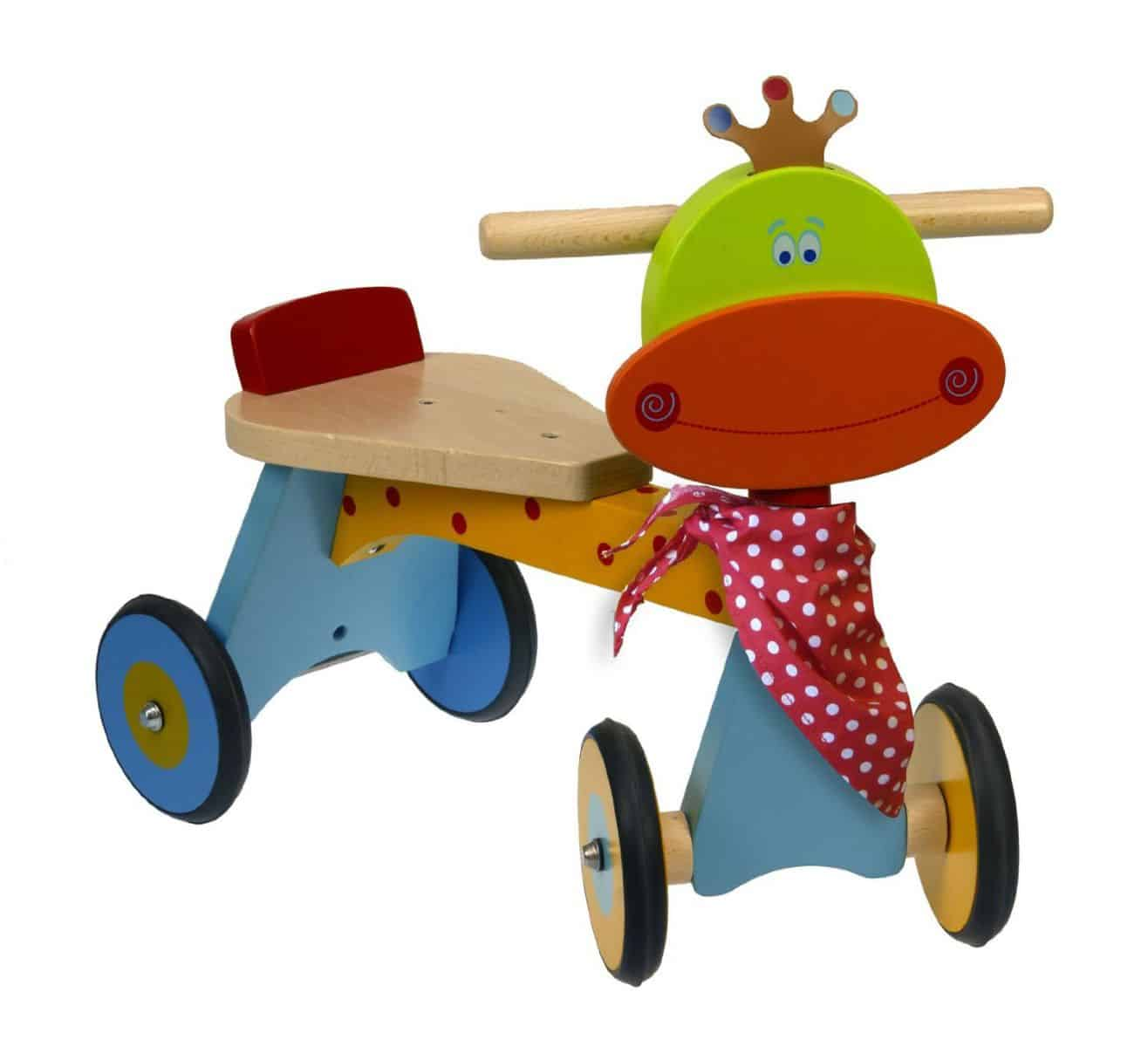 Push Toys For Toddlers : Hello wonderful starter wooden ride on toys for toddlers