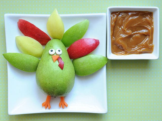 hello, Wonderful - 8 CUTE AND HEALTHY THANKSGIVING FOODS