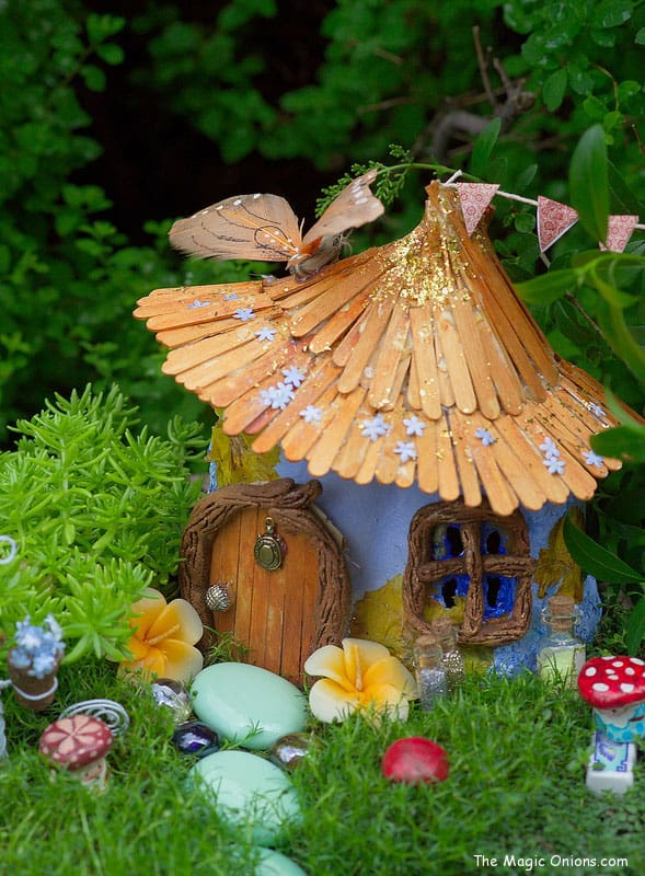 Hello Wonderful 10 Fabulous Fairy Gardens
