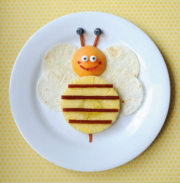 Food that looks like cute animals - photo#21