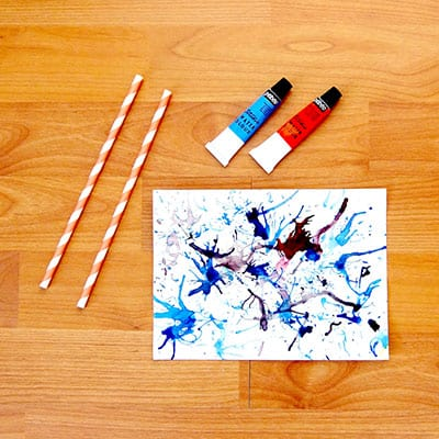 Hello wonderful 10 clever ways to paint without a paint for Simple objects to paint
