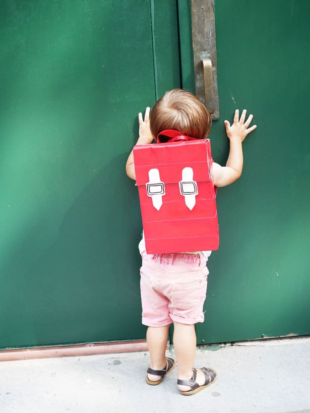 Cereal Box Backpack – Craftbnb