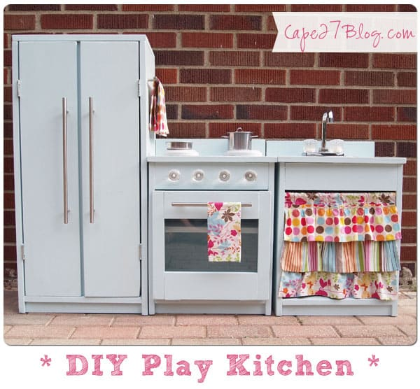 Wooden Play Kitchen Plans wooden play kitchen plans little stove is easy to make and will