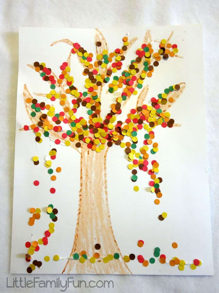 Hello Wonderful 10 Awesome Autumn Tree Crafts