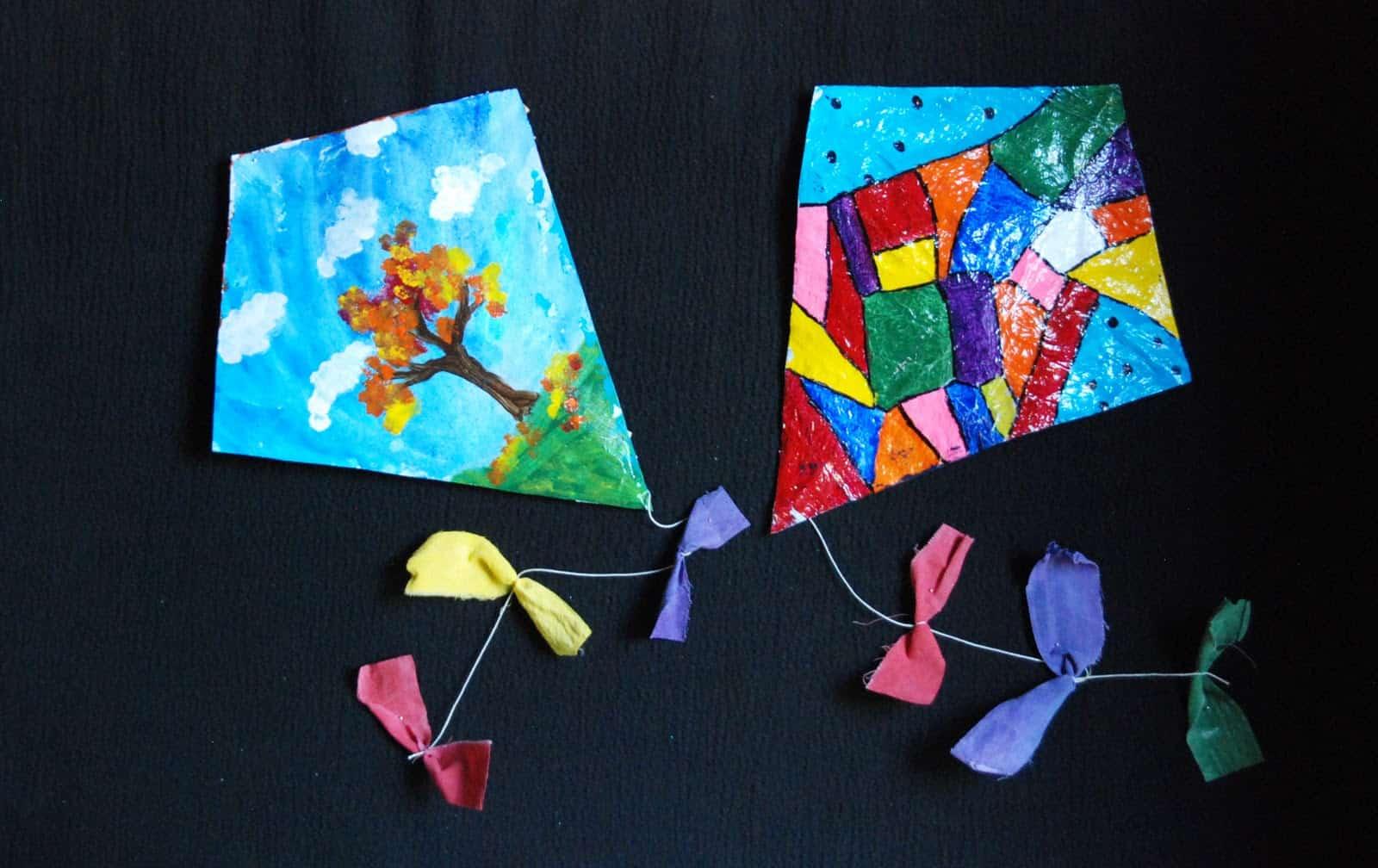 Janmashtami Home Decoration Hello Wonderful 10 Fun Ways To Make A Kite