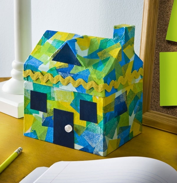 Hello wonderful 10 awesome paper mache projects for Easy paper mache crafts