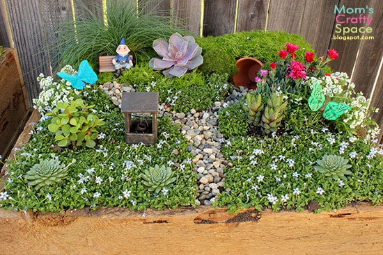 Hello wonderful 10 fabulous fairy gardens for Making a small garden