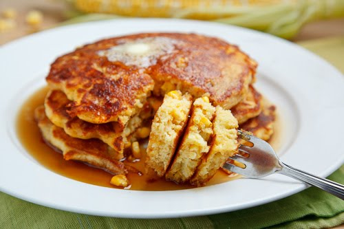 Image result for cheese & corn pancakes recipe