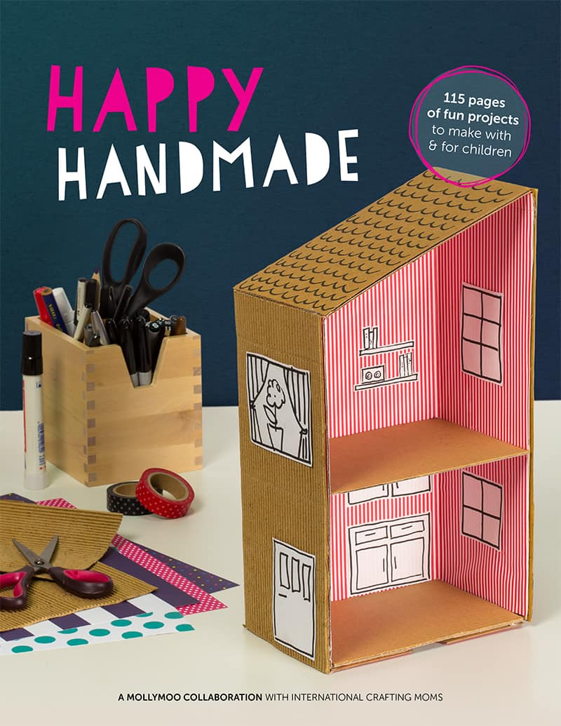 Creative Book Covers For Kids : Hello wonderful the happy handmade craft book is a must