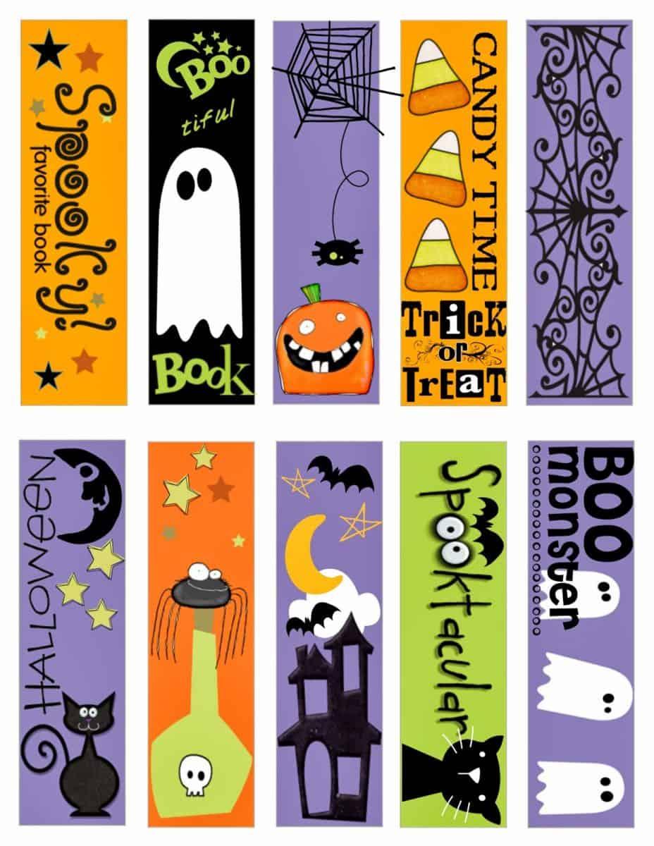 Hello Wonderful 15 Free Halloween Printables For Kids