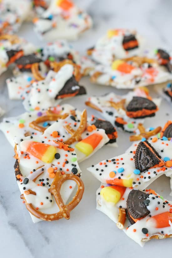 Hello wonderful 8 easy last minute halloween treats for Halloween treats to make with kids