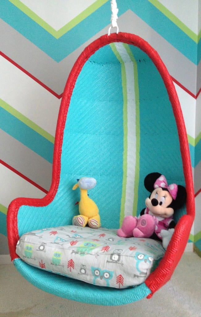 hello, Wonderful - 10 AWESOME HANGING CHAIRS FOR KIDS