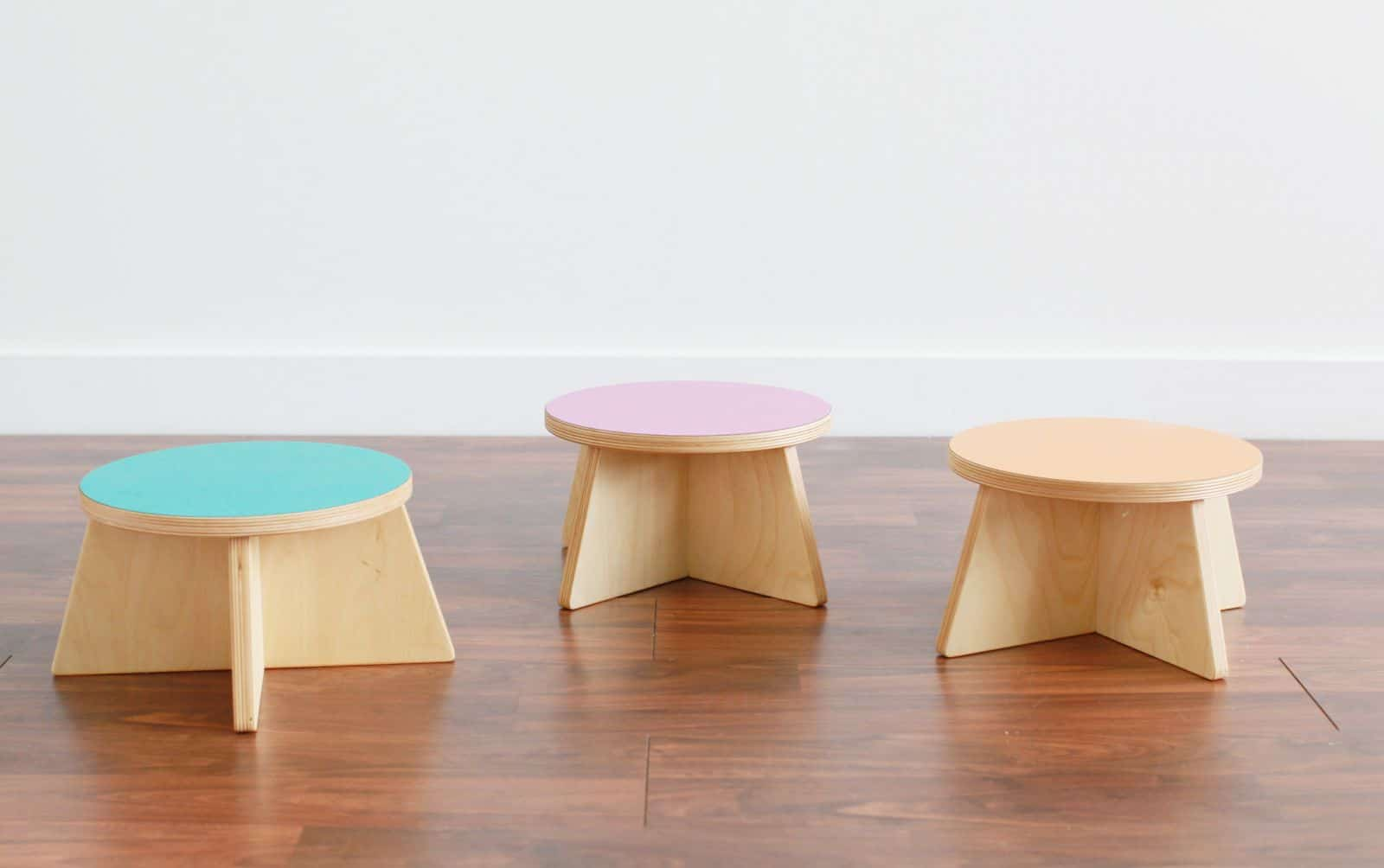 Hello Wonderful Playful Wooden Kids Furniture From
