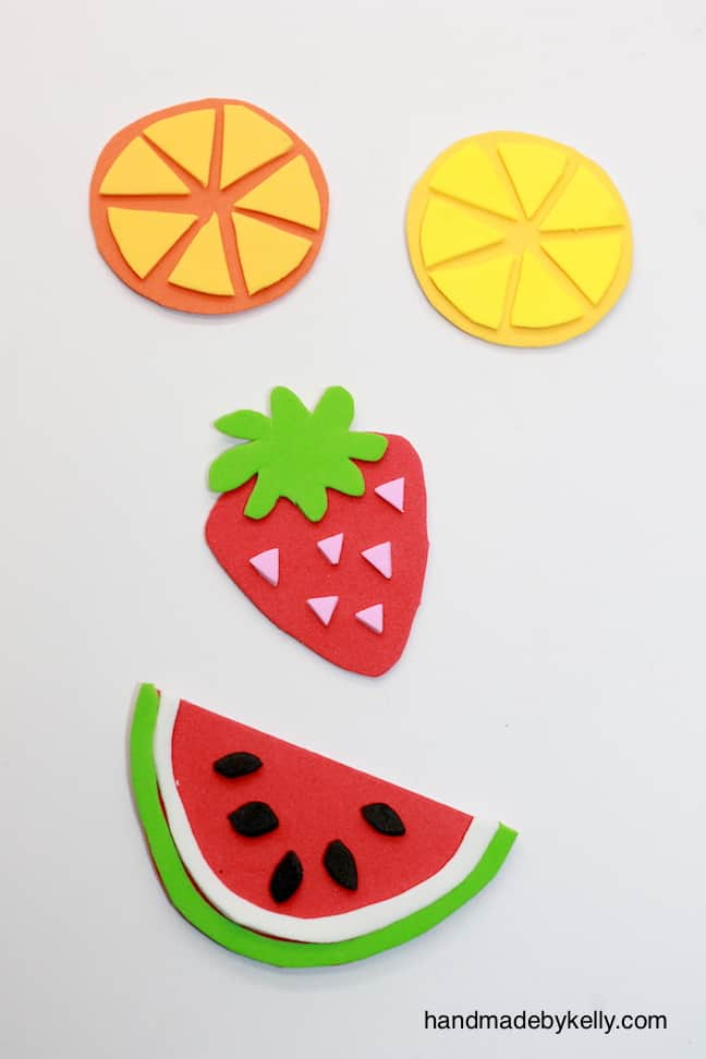 Hello Wonderful 12 Fun And Colorful Fruit Crafts