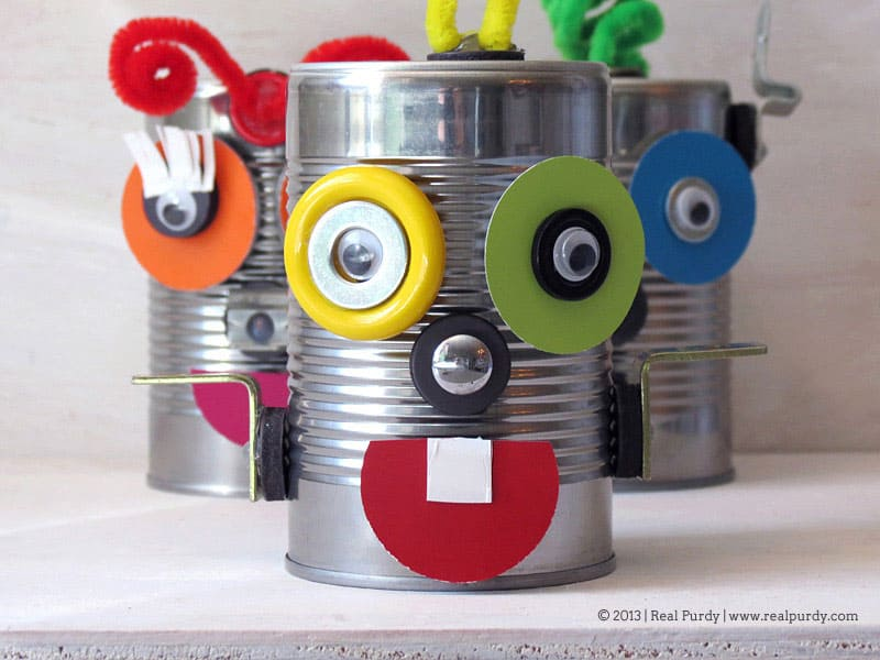 Hello Wonderful 13 RAGING ROBOT PARTY IDEAS