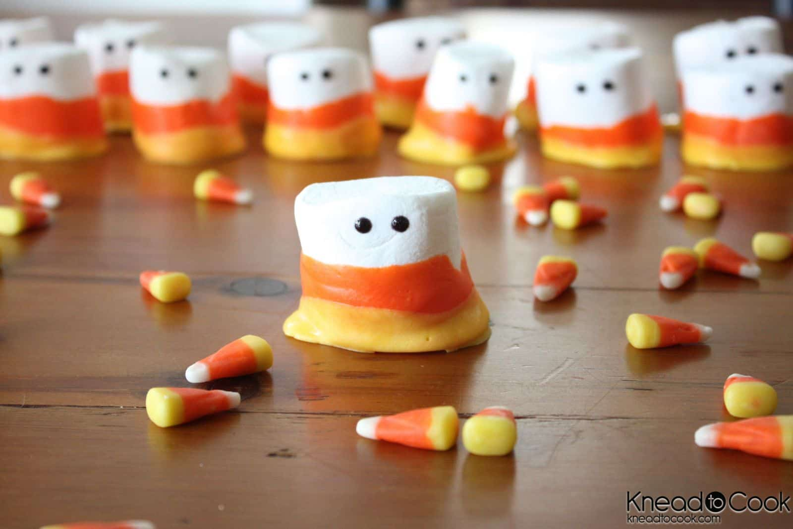 Cute marshmallow treats