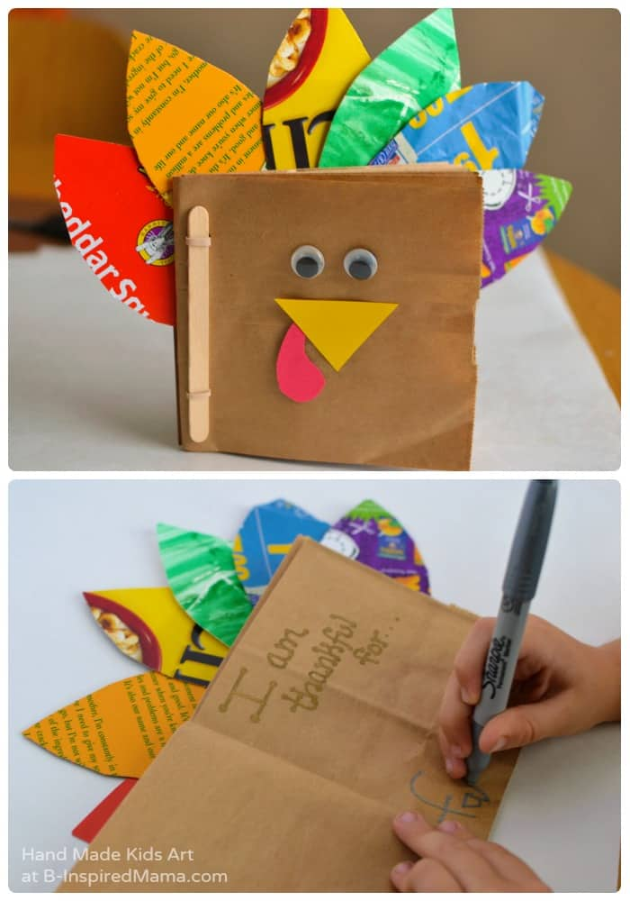 Hello wonderful 12 creative ways for kids to express for Thankful crafts for kids