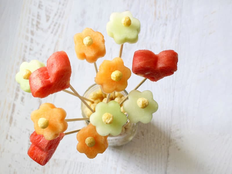 Hello wonderful fresh ideas for a fruit party