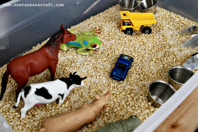 hello wonderful   8 engaging sensory bins for toddlers