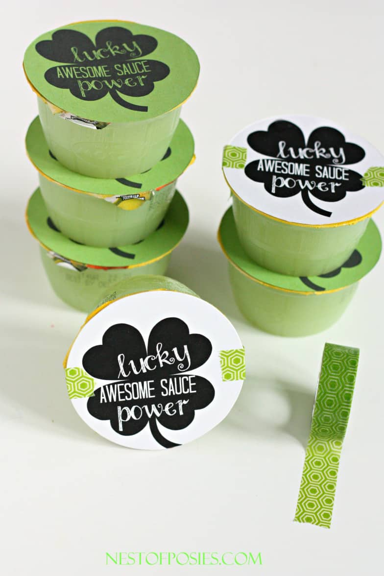 Hello wonderful 12 green st patrick s day treats for kids