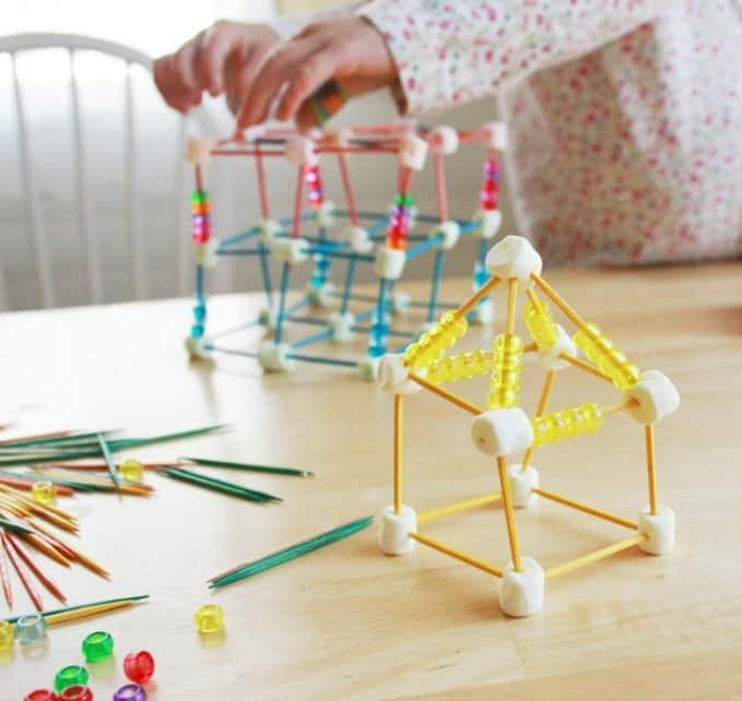 Hello Wonderful 10 CREATIVE STACKING AND BUILDING PROJECTS
