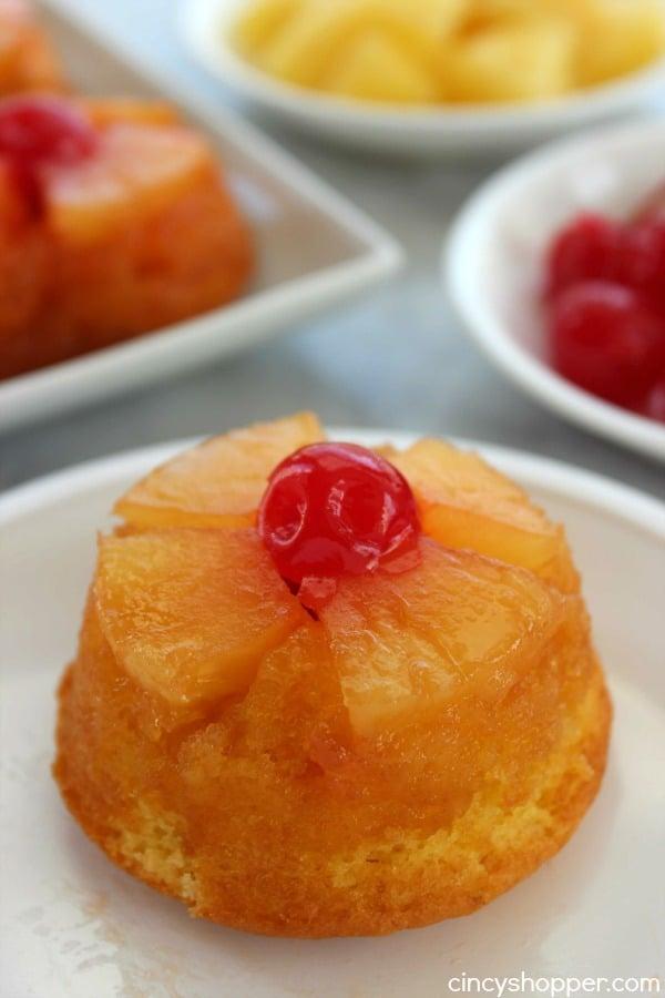 Dole Mini Pineapple Upside Down Cake Recipes