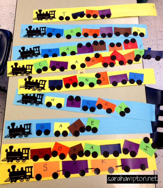 Hello Wonderful 8 TERRIFIC TRAIN CRAFTS