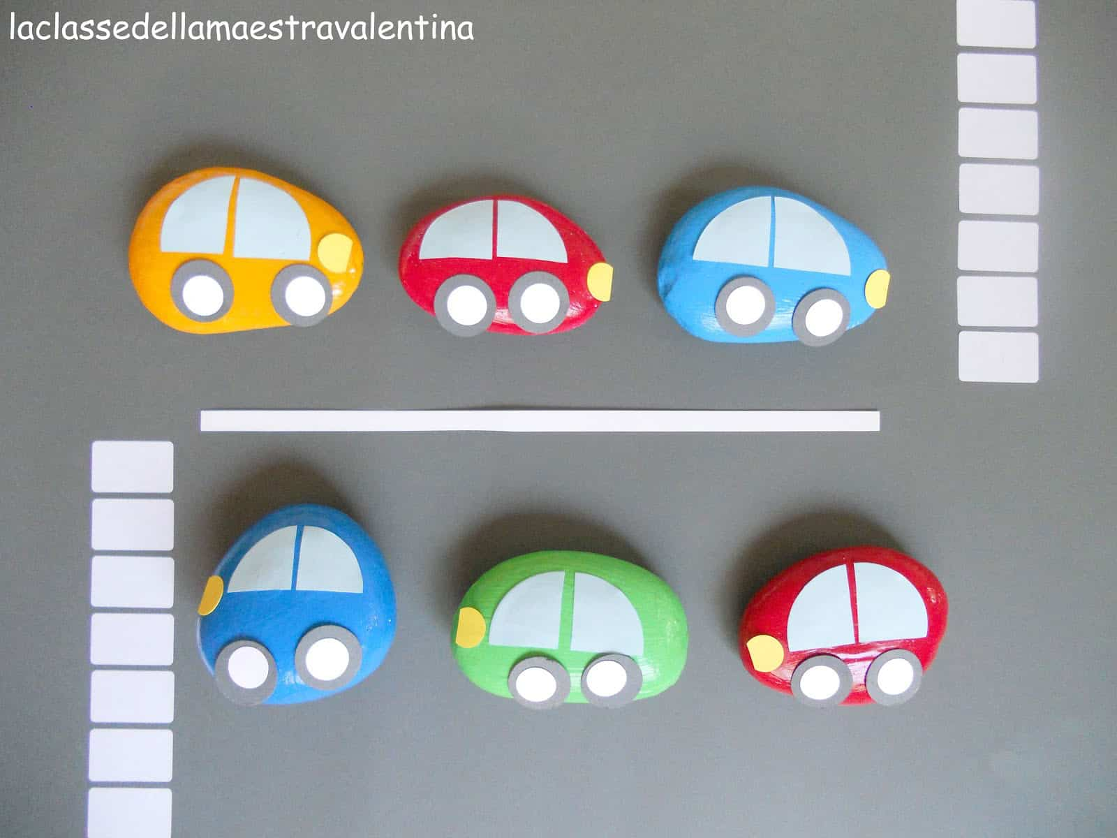 Co color in cars activity - 11 Inventive Car Inspired Diy Toys Download Image Co Color In Cars Activity