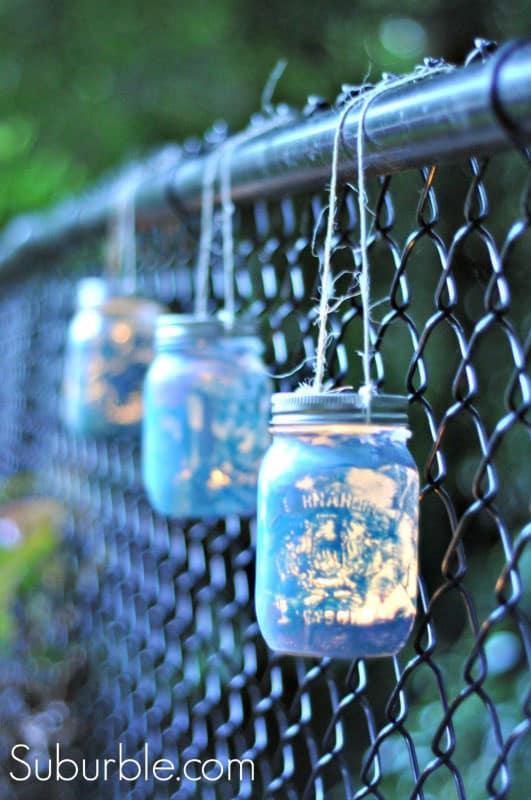 Kids Craft Camping Lantern