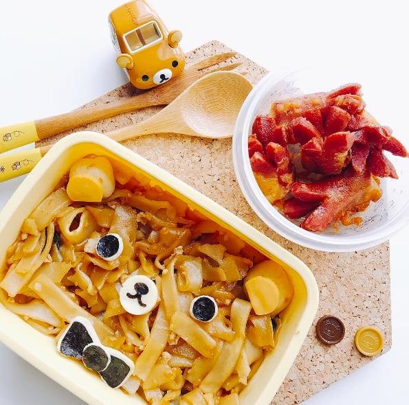 hello wonderful 10 cute bento lunch box ideas for kids. Black Bedroom Furniture Sets. Home Design Ideas