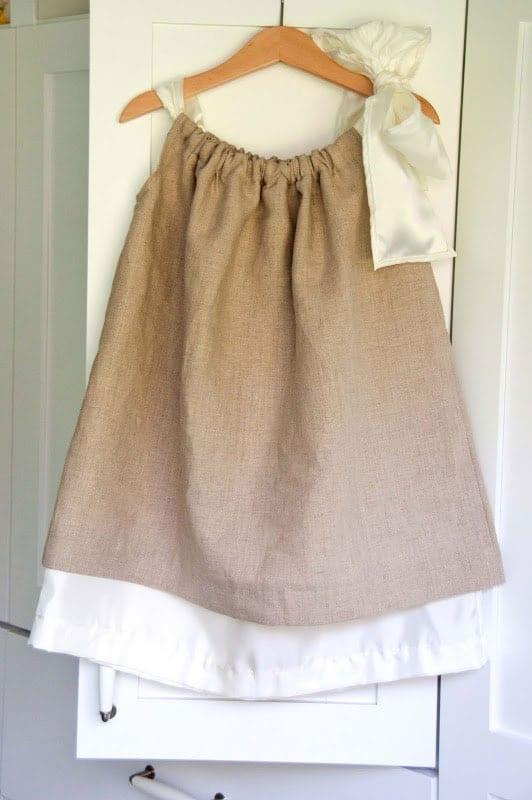 Hello Wonderful 5 Easy Ways To Make A Girls Dress