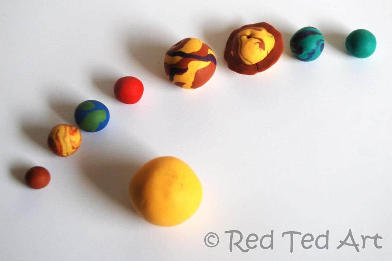 Hello Wonderful Solar System Snow Globes